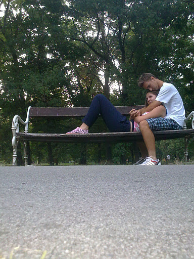<3, aidas, amo, beautiful, bench, boy, couple, girl, handsome, love, mode, nature, nice, outside, shoos, summer, tall, thin, tree, very nice, where is te love