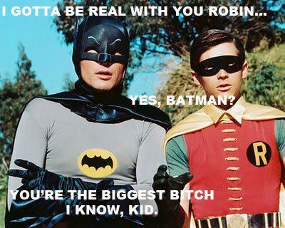 batman, bitch, funny, lmao, lol, real, robin