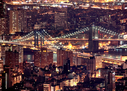 beautiful, big city, building, buildings, city, cool, lights, los angeles, new york, new york city, night, nyc, photography, pic, pics, sky, skyscrapers, view