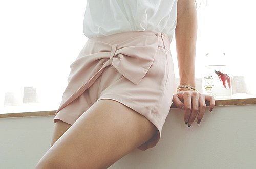 beautiful, bow, clothes, clothing, color