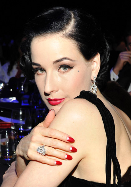 beautiful, burlesque, dita, dita von teese, fashion