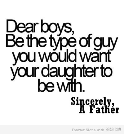black, black and white, boys, father, guys, love, quote, quotes, sayings, text, touching, true, white