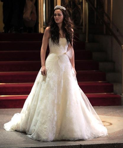 blair waldorf, gossip girl, leighton meester, princess, runaway bride