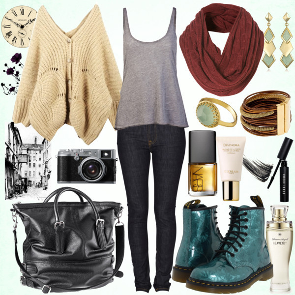 boots, combat boots, cute, fall, fashion