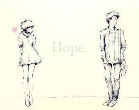 boy, couple, distance, dream, girl