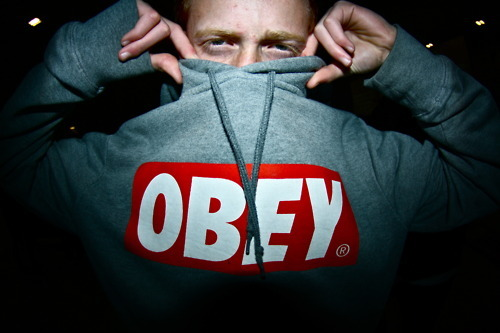 boy, guy, obey, swag