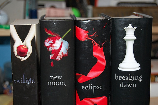 breaking dawn, eclipse, new moon, twilight