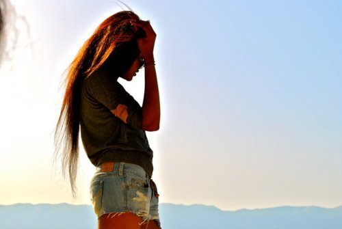 brunette, fashion, free, freedom, girl, gorgeous, hair, long hair, shorts, summer