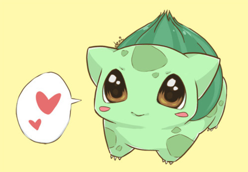 cute pokemon bulbasaur - photo #1