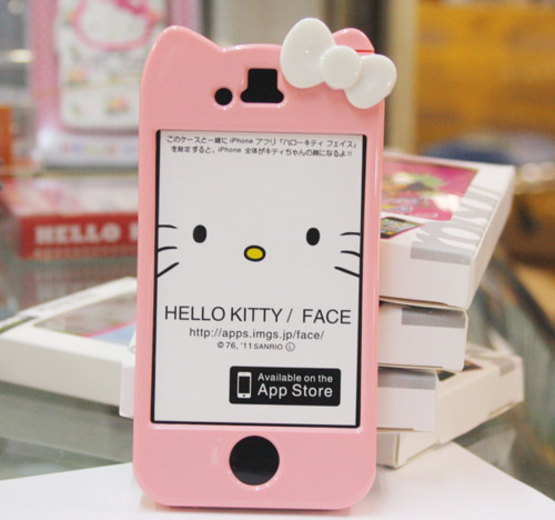 case, cute, hello kitty, iphone, iphone case