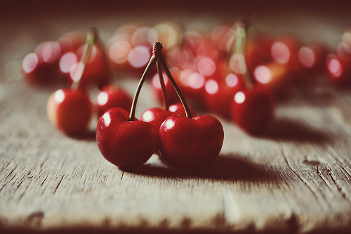 cherry, cute, fruit, photography, red