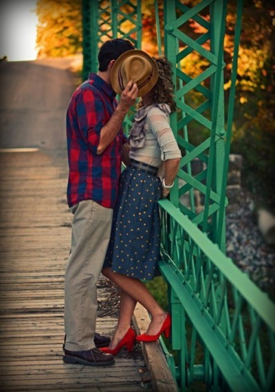 couple, cute, kiss, love, photography