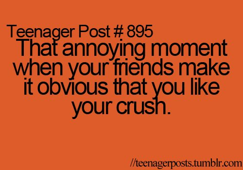 crush, friends, funny, teenager post, text