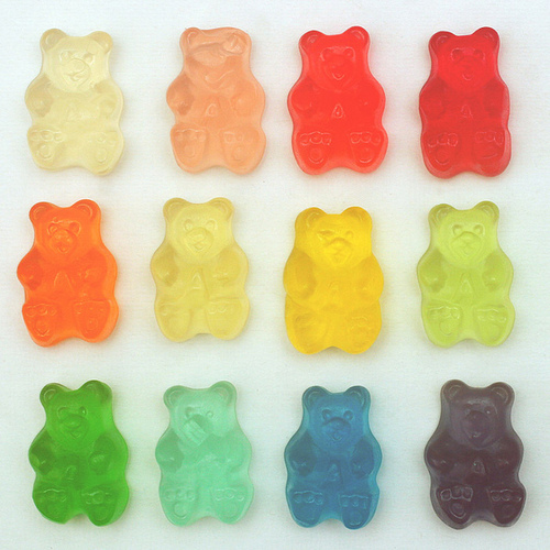 #cute, art, bears, beautiful, beauty, candy, colorful, colors, colour, colours, cute, delicious, food, fun, goma, gomitas, gum, gummy bear, gummy bears, happy, jelly beans, light, love, nature, nom nom gummy bears, photography, rainbow, sweets, ursos