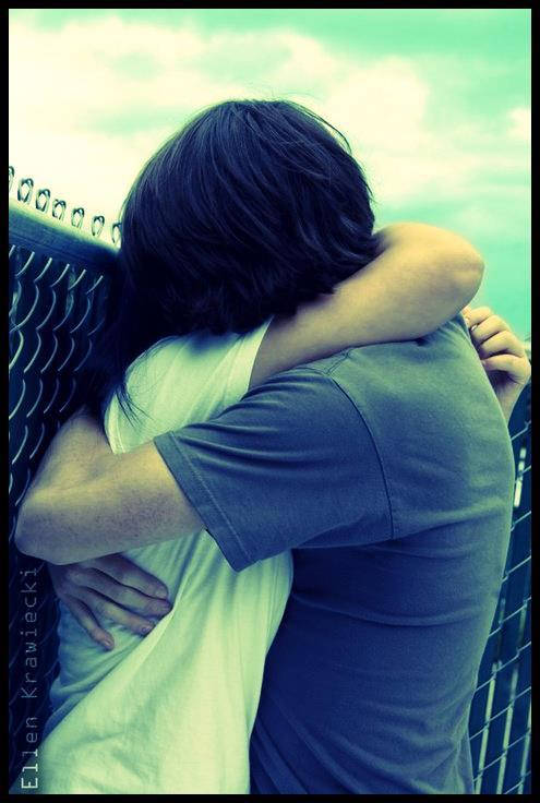cute, hug, love - image #243713 on Favim.com