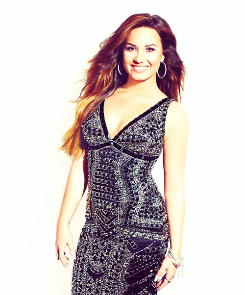 demi lovato, dress, girl, gorgeous