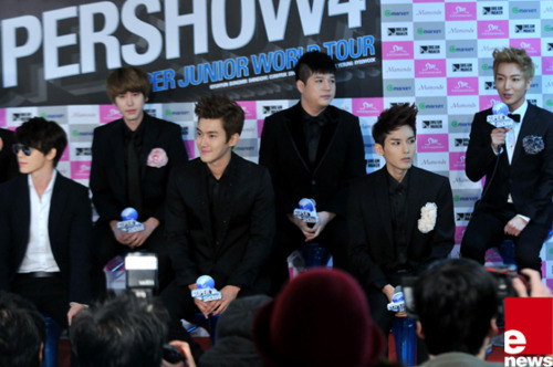 donghae, kyuhyun, leeteuk, ryeowook, shindong