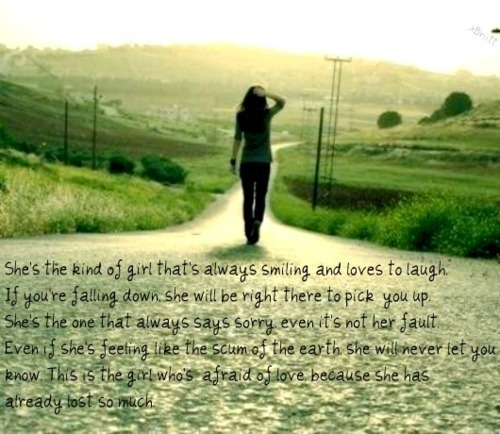dream forever, girl, gras, lost, photography, quote, quotes, road, text, women