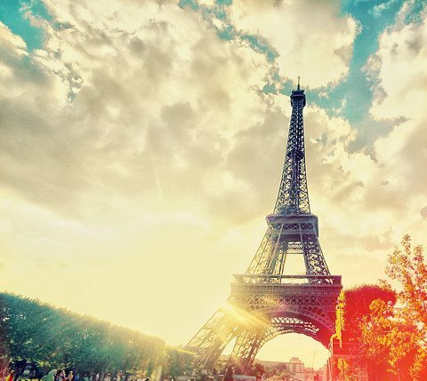 effiel tower, france, paris, photography, scenery