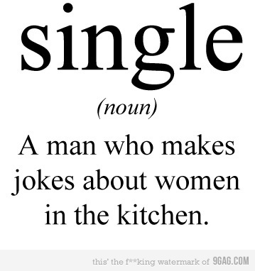 fun, idiot, joke, kitchen, man, single