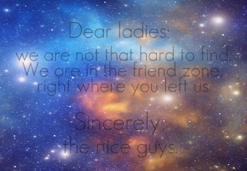 love, nice guys, quote, stars