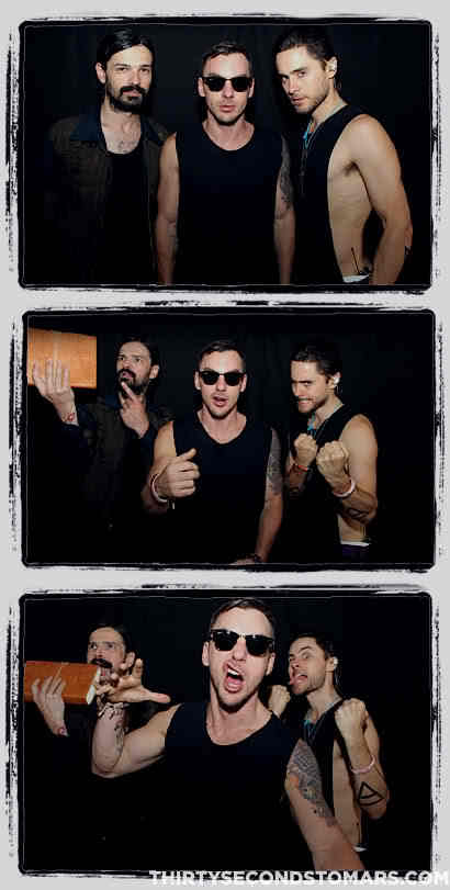 30 seconds to mars, jared leto, shannon leto, thirty seconds to mars, tomo milicevic