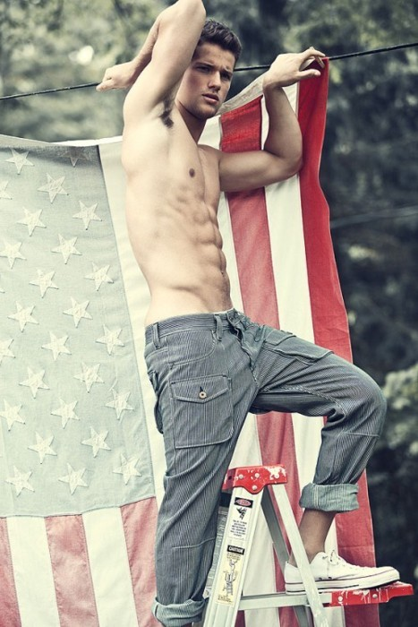 6pack, abs, american, boy, boys, cute, flag, guy, guys, handsome, hot, man, men, model, muscle, sexy, six pack, sixpack