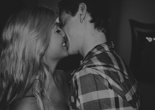 amor, black and white, couple, cute, dream, dreams, girl, guy, heart, hold, hug, kiss, laugh, love, loving, people, smile, together