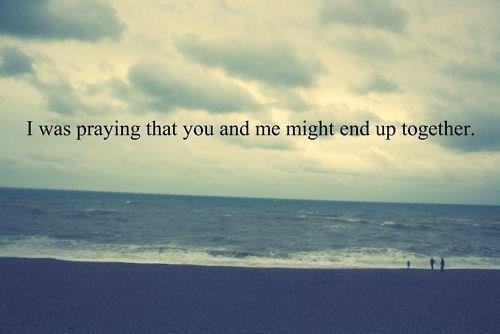 and, end, might, praying, sea