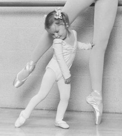 ballerina, ballet, dance, old, pointe