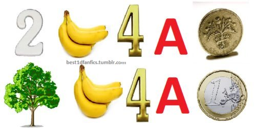banana, directioners, euro, funny, i love one direction
