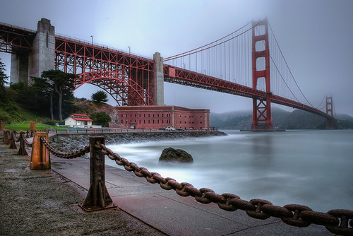 beaautiful, brigde, california, city, cute