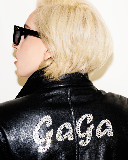 beautiful, blonde, gaga, girl, glasses