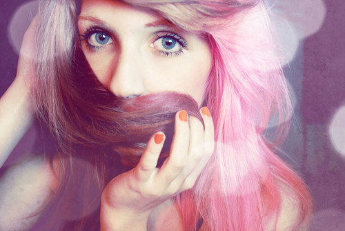 beautiful, blue eyes, cool, cute, eyes, fashion, girl, good, hair, makeup, model, photo, photography, pink, pink hair, pretty, sexy, style