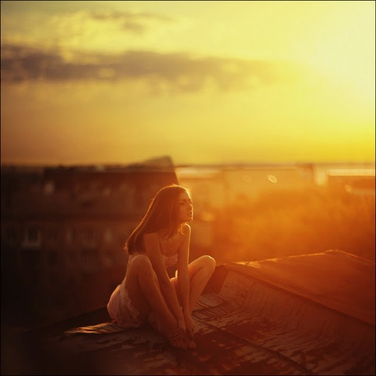 beautiful, fashion, girl, nice, sunset