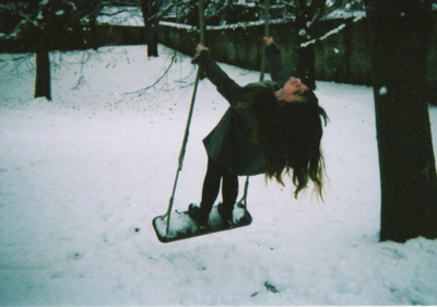 beautiful, girl, lovely, photo, photography, pretty, snow, vintage, winter