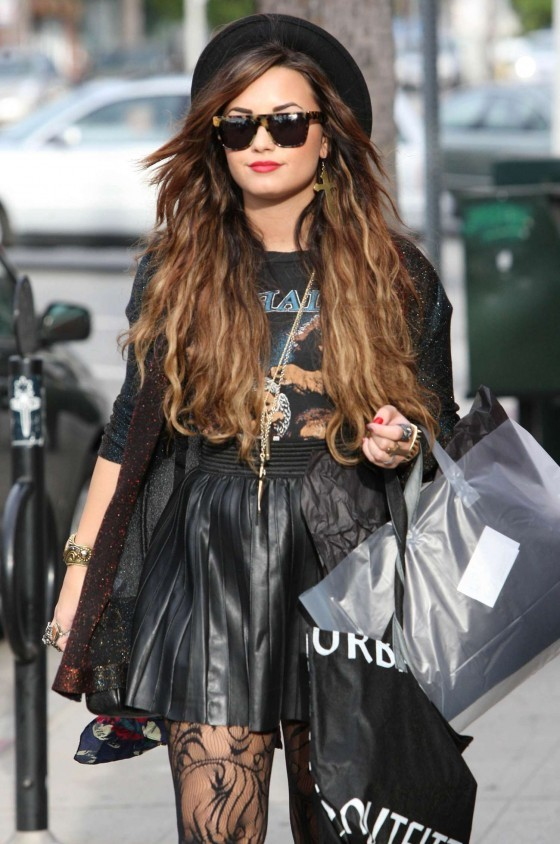 beautigul, black, demi lovato, girl, hair