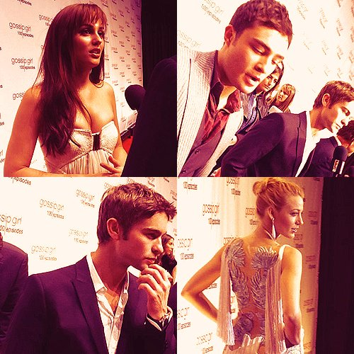 blair waldorf, blake lively, cast, chace crawford, chuck bass
