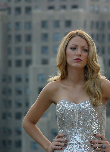 blake, blake lively, fashion, girl, gossip, lively, serena