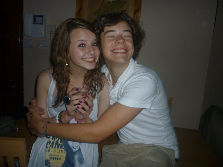 Harry Styles With A Girl