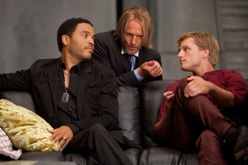 capitol, cinna, district 12, haymitch abernathy, josh hutcherson