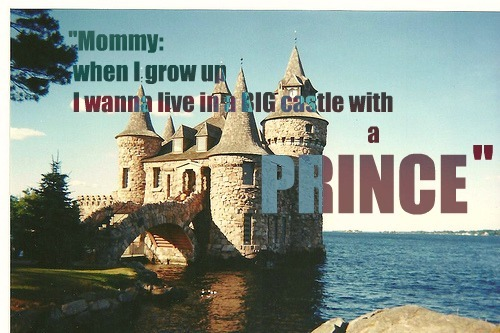 castle, grow up, prince, princess, text
