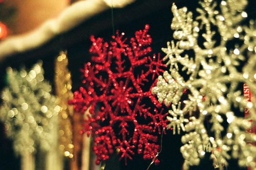 christmas, snowflake, snowflakes