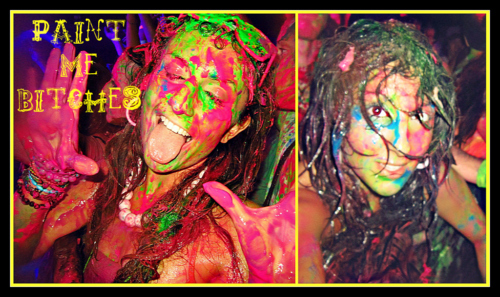 colorful, crazy, dayglow, fun, glow