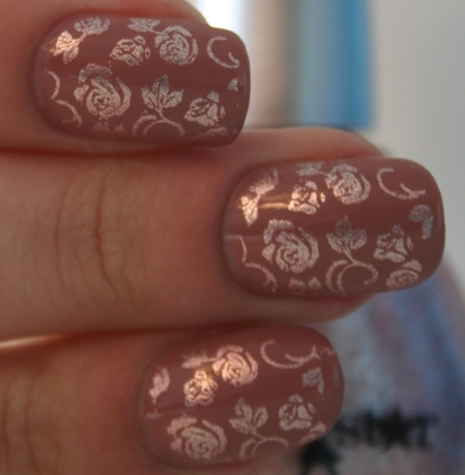 cute, konad, mani, nail art, nails