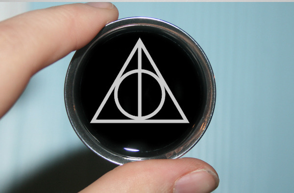 daniel radcliffe, deathly hallows, deathly hallows symbol, deathlyhallows, ears
