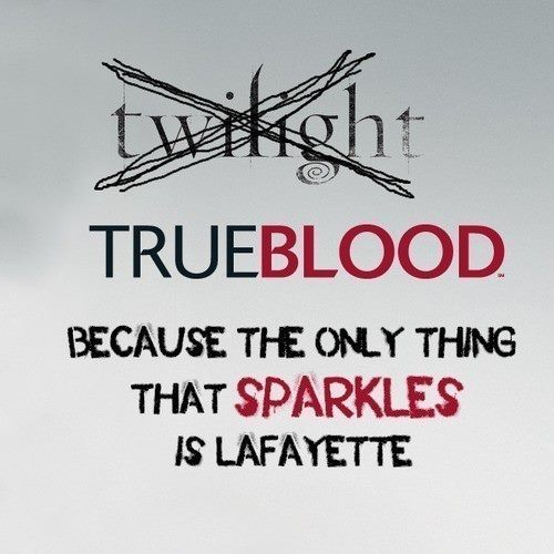 funny, sparkle, true blood, twilight