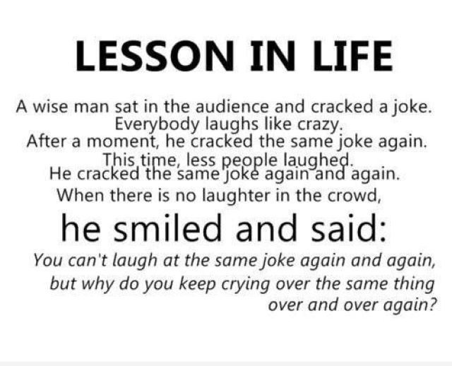 joke, lession, lesson, lessoninlife, life