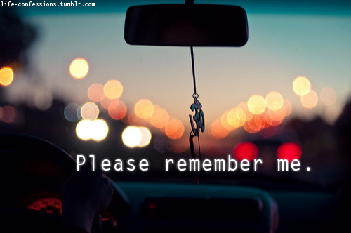 Tim McGraw – Please Remember Me – Listen.