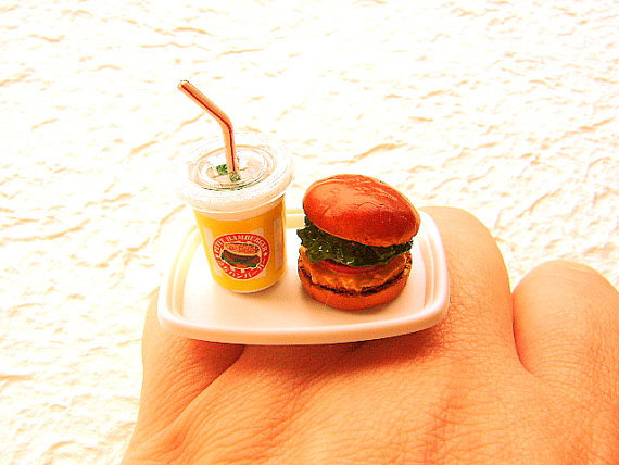 accessories, amazing, birthday, burger, charm